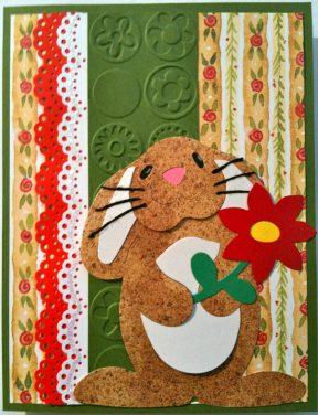 Bunny & Flower