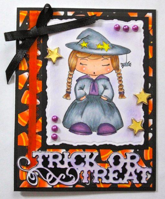 Teenie Bopper Witch