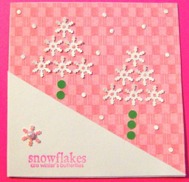 Snowflake Trees