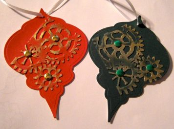 Gift Tags 5 – Gears
