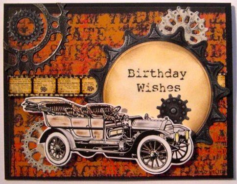 Vintage Birthday Wishes