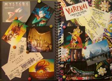 Cirque Du Soleil – Events Journal
