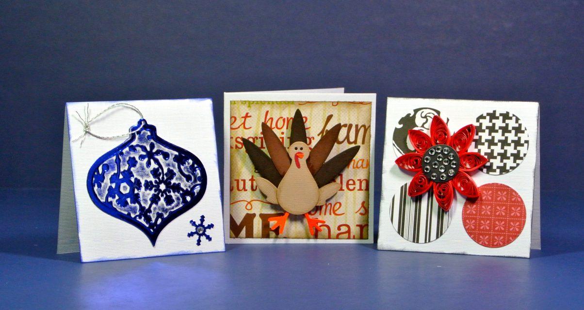 Holiday Mini Cards