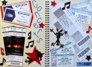 Concerts II – Events Journal