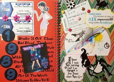 1989 & Alice – Events Journal