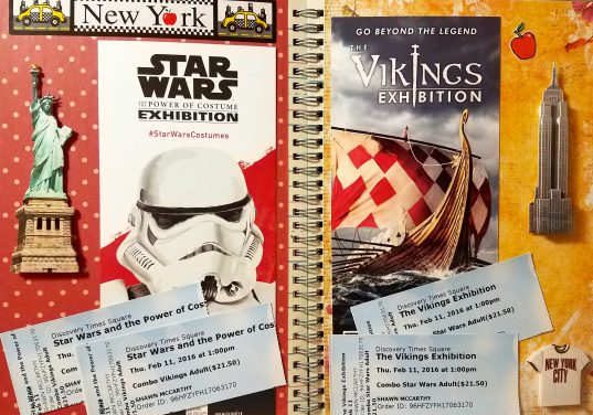 Star Wars & Vikings – Events Journal