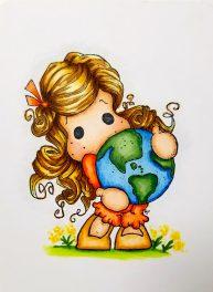 Earth Tilda