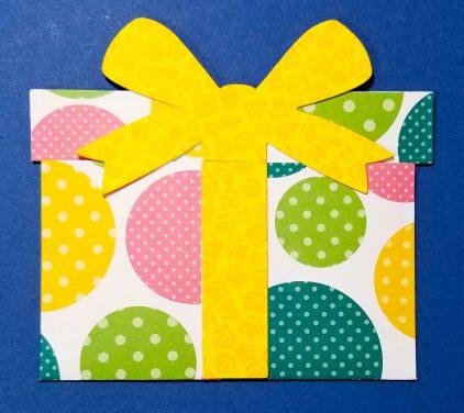 Dot Gift Card Holder