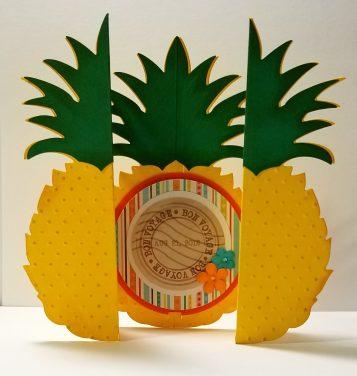 Bon Voyage Pineapple