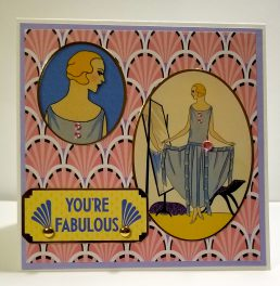 Art Deco Fabulous Birthday
