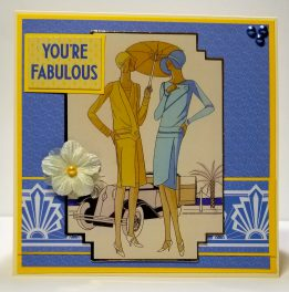 Art Deco Fabulous Ladies