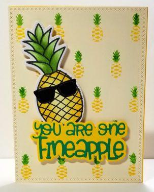 One Fineapple – Pineapple