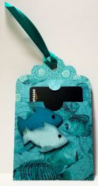 Fish Gift Card Holder