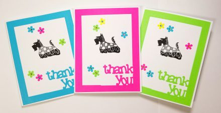 Scottie Dog Thank You(s)