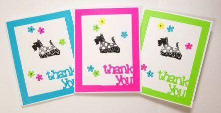 Scottie Dog Thank You(s)