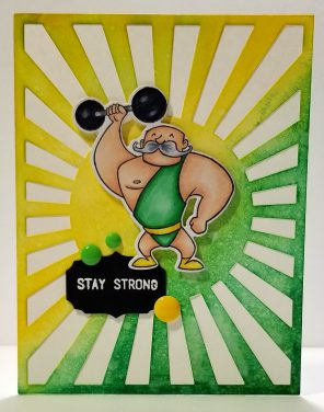 Stay Strong Weight Lifter