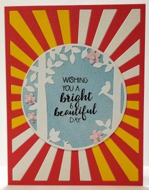 Bright Beautiful Day Starburst