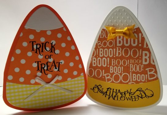 Candy Corn Trick or Treat