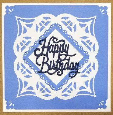 Jubilee Birthday Card