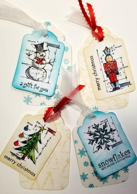 Christmas Gift Tags 2