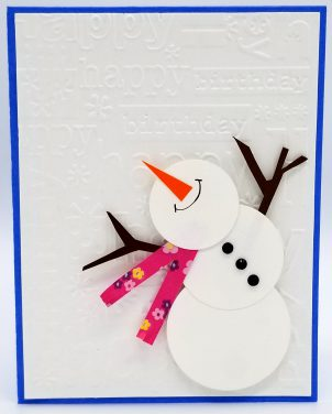 Giddy Snowman