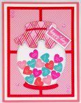 Happy Day – Conversation Hearts Jar
