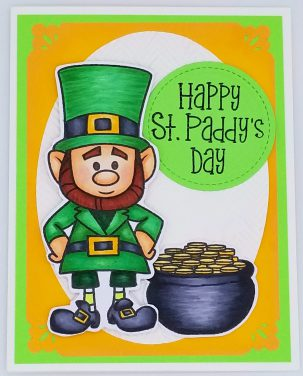 Happy St. Paddy's Day
