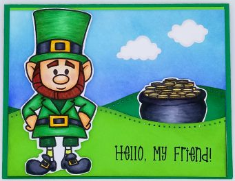 Hello My Friend – Leprechaun