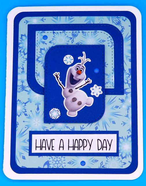 Have A Happy Day – Olaf