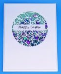 Happy Easter Shaker Card