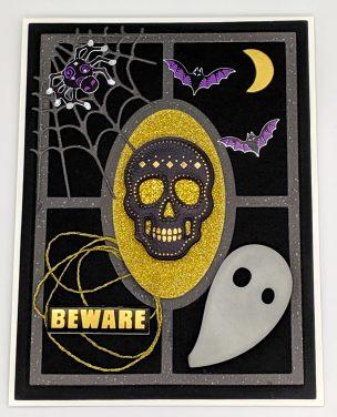 Beware on Halloween
