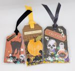 Halloween Shaker Gift Tags