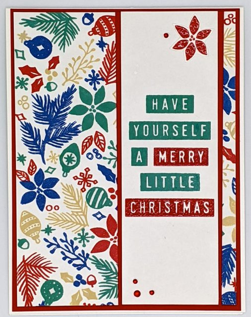Have A Merry Little Christmas