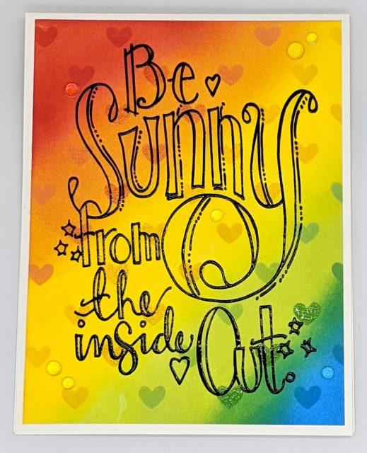 Be Sunny
