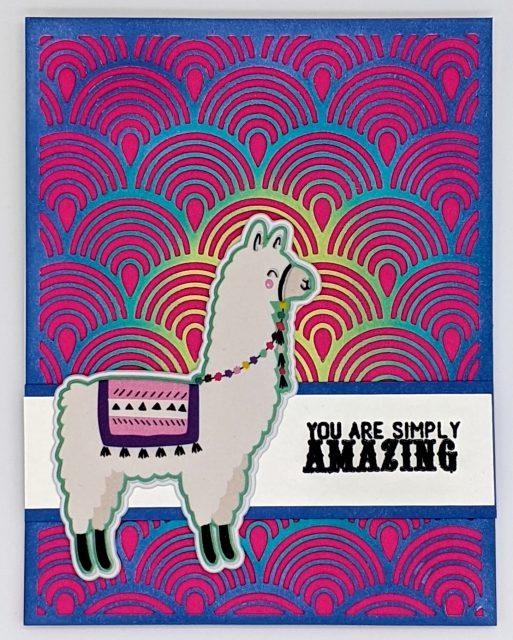 Llama Amazing