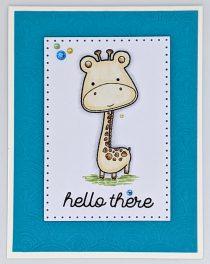 Hello There Giraffe