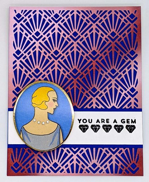 Art Deco – You Are A Gem