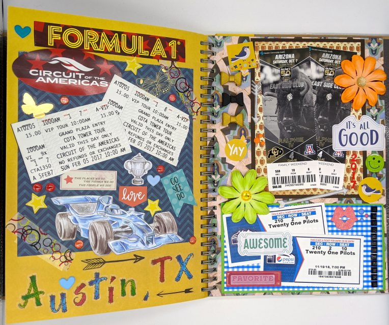 Circuit of Americas, Football & Concert – Events Journal