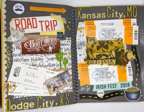 Road Trip – Events Journal