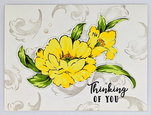 Floral Thinking of You