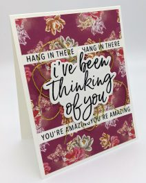 Thinking You're Amazing