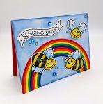 Sending Smiles – Bees