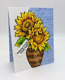Sunny Day Sunflowers