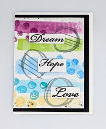 Dream Hope Love
