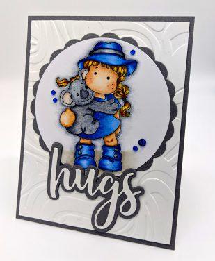 Koala Hug TIlda
