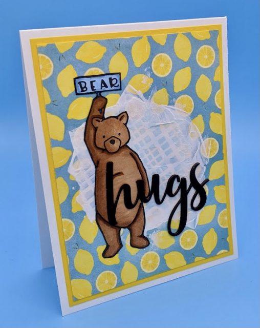 Lemon Bear Hugs