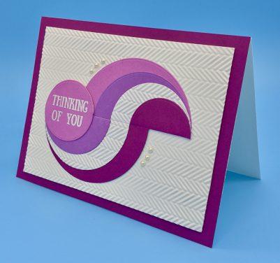 Geometric Wave Thinking of You
