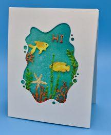 Fish and Coral Hello