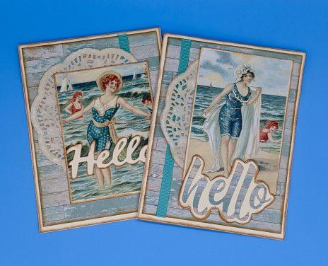 Sea Maiden Hello